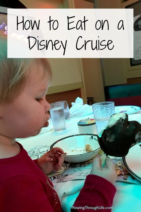 How and What to Eat on a Disney Cruise