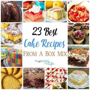 Best Cake Recipes From a Box Mix