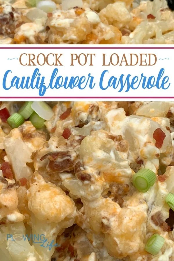 How To Cook Cauliflower In A Crock Pot