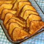 Brioche French Toast Breakfast Casserole