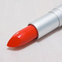 Revlon Strawberry Suede 005 Matte Lipstick, Review, Photos, Swatches