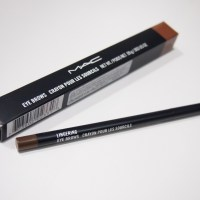 MAC Lingering Brow Pencil, Review, Photos, Swatches