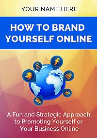How To Brand Yourself Online eBook Cover Image