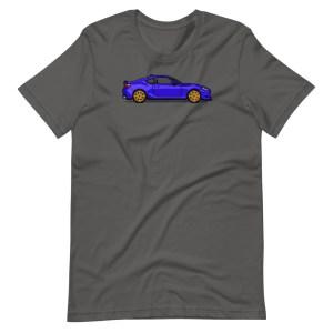 Retro Sports Car Shirt