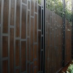 'Bricks' Decorative Screens and Planters