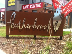 Featherbrook, Point Cook - Estate Signage