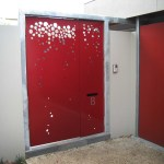 Decorative Metal Security Doors-05