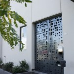 Decorative Metal Security Doors-07