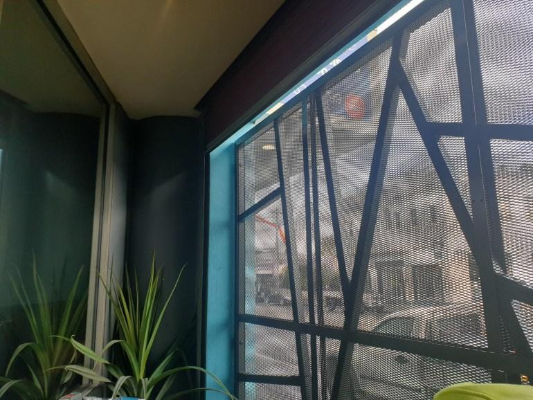 External Building facade-designer screen by PLR Design