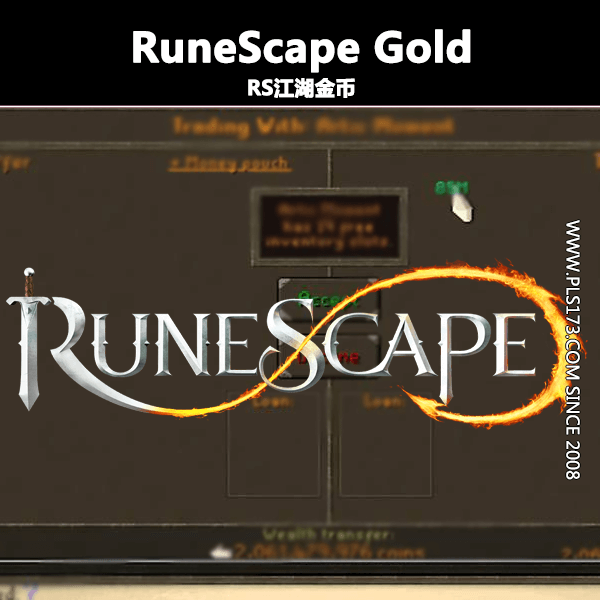 RuneScape金币@PLS173.com