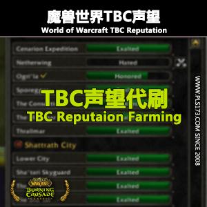 魔兽世界TBC声望