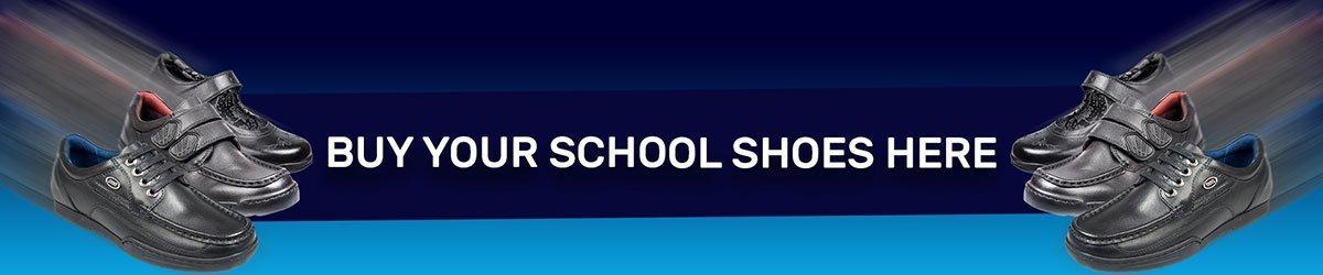 Aylesbury School Shoes
