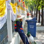 Rubbish Collector, Bangkok