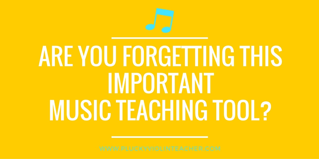 Performing music is a psychological game. Use this music teaching tool to rewire your students' brains...