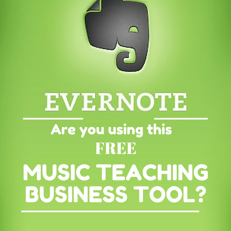 10+ Ways to Use this FREE Music Teaching Business Tool