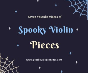 Looking for spooky violin pieces? These hair-raising classical pieces will set the mood for your classical Halloween!