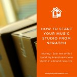 How to Start A Music Studio From Scratch