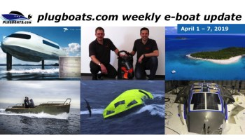 A montage of pictures form different stories from plugboats