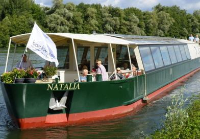 Europe's new battery/hybrid river cruise boat