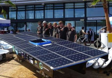 Keeping up with the Solar Boat Races
