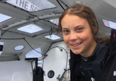 Track Greta Thunberg's zero emission boat trip