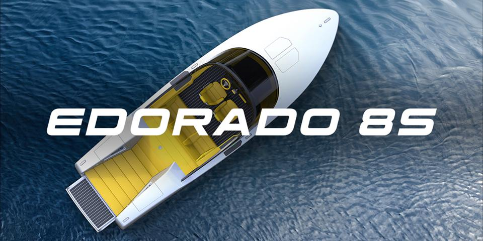 Electric boat from Edorado