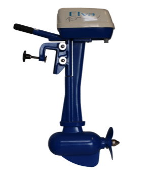 Elva electric outboard boat motor
