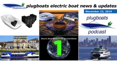 Plugboats electric boat roundup – Nov 22