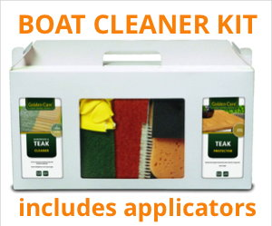 3 in 1 boat cleaner kit