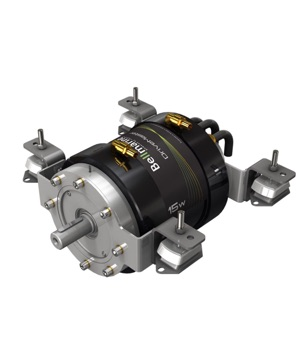electric inboard boat motor - DriveMaster by Bellmarine