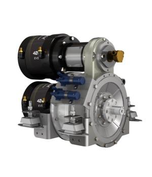 electric inboard boat motors - ModularMaster by Bellmarine