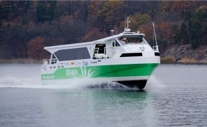 Green City Ferries electric ferry
