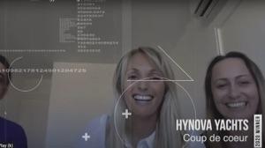 Monaco Solar and Energy Boat Challenge 2020 Coup de COur Prize Winner HyNova team