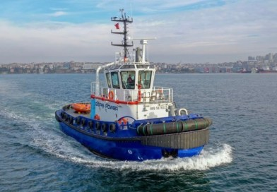 World's 1st all electric tugboat now at work in Istanbul