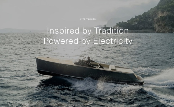 VITA Electric Yachts