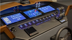 energy management system for electric commercial boats