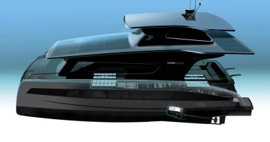 New Volkswagen Silent-Yachts solar electric catamaran in the works