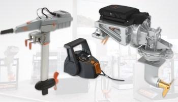 torqeedo new products - 603 motor, TorqLink throttle 100kW saildrive