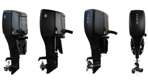 Evoy 150s from company that co-sponsoired electric boat charging superchargers