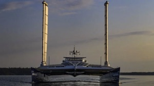 hydrogen fuel cell boat Energy Observer
