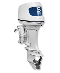 Stream electric outboard