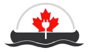 Electric Boat Association of Canada logo