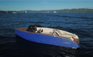 Electric Boat Awards nominee Lanéva Dayboat
