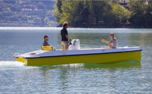Electric Boat Awards nominee Pinguin Best 6