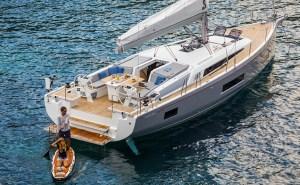 electric boat awards - sailboats - Beneteau Oceanis 41