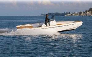 Electric Boat Awards nominee Designboats elektrotender
