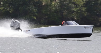 Electric boat speed record set at Lake of The Ozarks Shootout
