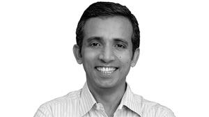 Solar Electric Boats author Sandith Thandasherry