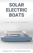 Solar Electric Boats - book cover