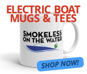 electric boats - smokeless on the water